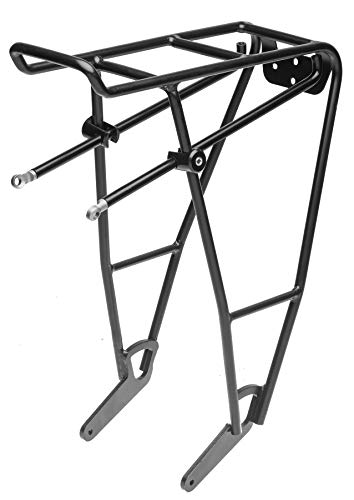 Blackburn Grid 1Standard Rear Bike Rack (Black, One Size)