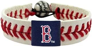 MLB Boston Red Sox Classic Baseball Bracelet
