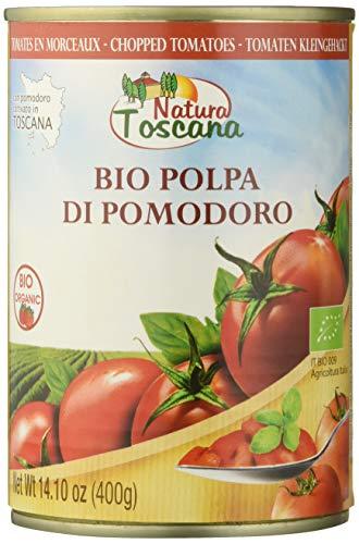 Probios Bio Polpa di Pomodoro in Lattina - 12 confezioni da 400 gr