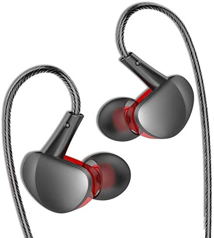 MOVOYEE Earbuds Aux Headphone Wired Earbuds for Android Earphone for iPhone 6S 6 Plus SE iPod product image