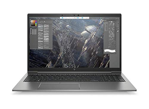 "HP ZBook Firefly 15 G7 15.6"" 4K IPS HDR Laptop – i7 10610U, 32GB DDR4, 1TB NVMe SSD, Nvidia Quadro P520 4GB, WIFI 6 & Bluetooth 5, 4G, Windows 10 Pro - UK Keyboard layout - Non HP Plain Box (Renewed)"