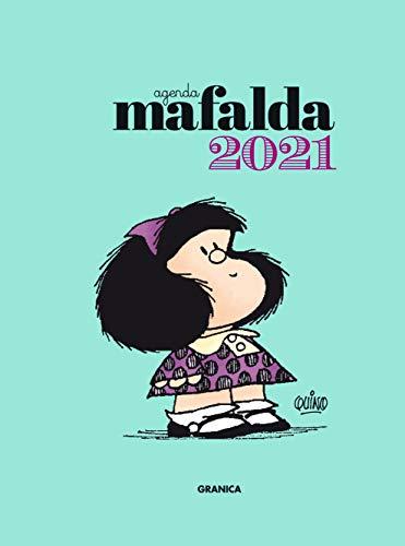 Agenda 2021 Mafalda anillada verde