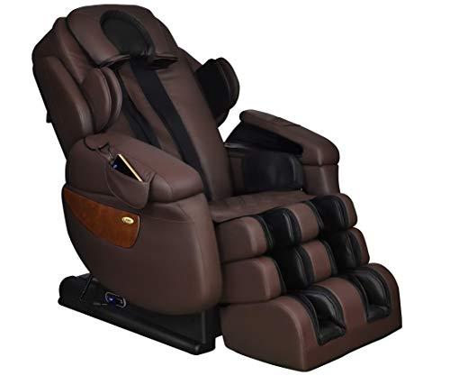 Luraco i7 PLUS_Chocolate Brown Medical Massage Chair