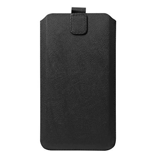 Schützende Handytasche -Sleeve mit Magnetverschluss, 6.5