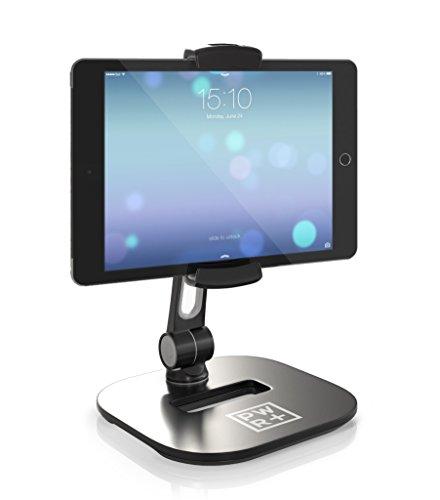 Tablett Ständer & Halterung Einstellbar - Pwr Tablett Handy Halterung 360 Grad Schwenkwinkel Drehung für 4-11