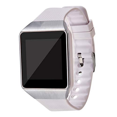 ZHENGX Touchscreen-Smartwatch, Schlaf-Tracker, Fitness-Monitor, Schrittzähler-Armband, Kamera, Bluetooth, SIM-Karten-Armbanduhr, Smartwatch