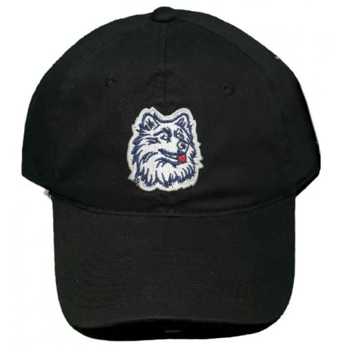 16d48d8ca65 Connecticut Huskies Adjustable Buckle Back Hat 3D Embroidered Cap - UCONN