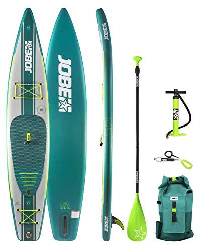 Jobe Neva 12.6 Aufblasbares SUP Board Paket, Mehrfarbig, One Size