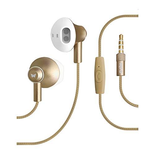 SBS Shiny stereo koptelefoon, Goud