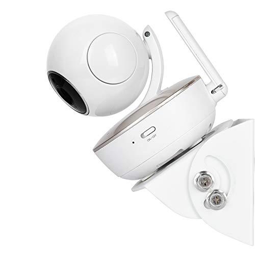 baby monitor mounts Adjustable Angle Wall Mount for Arlo Baby Monitor, Motorola Baby Monitor and Most Universal Monitors Camera, Aluminum Alloy Material