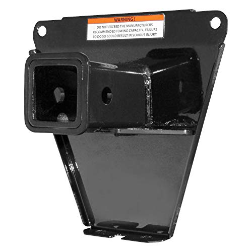 Quadboss Trailer Hitch Receiver (Rear) Compatible with 05-17 Kawasaki BRUTEF750