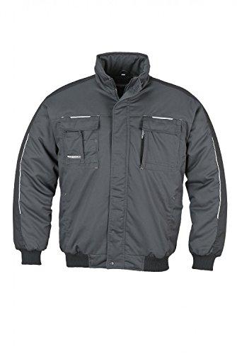 Terratrend Job 6655- m-6410Basic Weste für Männer Größe M anthrazit/schwarz