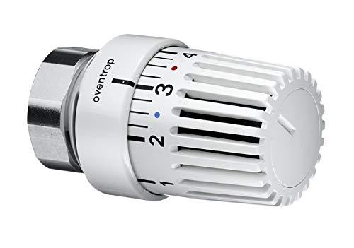 Oventrop Thermostat Uni LM 7-28 °C, mit Flüssig-Fühler weiß