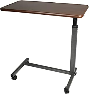 WOOLIY Laptop Desk Overbed Table Lifting bedside table medical rehabilitation table home mobile laptop table