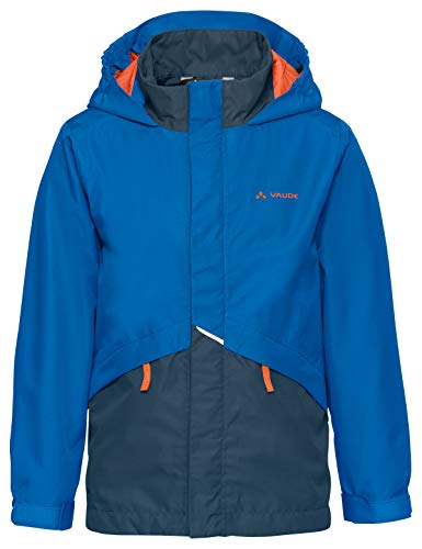 VAUDE Kinder Jacke Escape Light III, Regene, baltic sea, 146/152, 409733341520