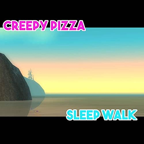 Creepy Pizza