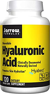 Jarrow Formulas Hyaluronic Acid Multivitamin Capsules, 120-Count