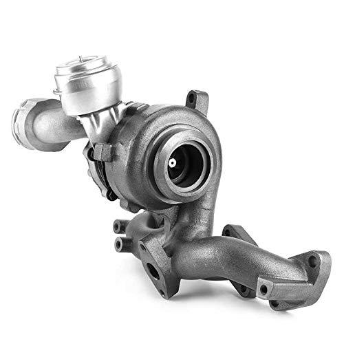 MUMUWU Turbolader mit Dichtungssätzen 03G253019A 03G253010J for 2.0 TDI BKD/BVE/BKP