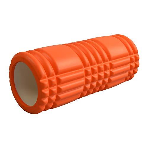 BAY® Faszienrolle, Schaumstoffrolle - Gegen Muskelverspannung & Muskelschmerzen blau 33 x 15 cm Faszien Rolle
