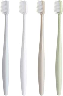 Uviviu Ultra Soft Toothbrush Cleaner Oral Care 4 Pack
