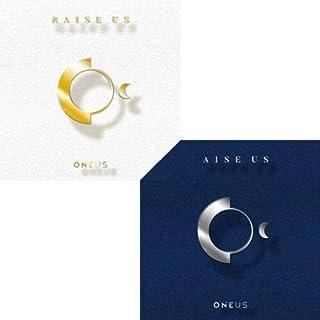 ONEUS [RAISE US] Album [TWILIGHT+DAWN] Ver 2CD+2ea Photo Book(each 96p)+16ea Lyrics Card+2p Post Card+2p Photo Card+TRACKING CODE