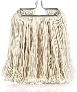 Fuller Brush Wet Mop Head – Absorbent & Professional Quality Cotton Yarn Floor Cleaner for Cleaning House, Commercial & Industrial Spaces