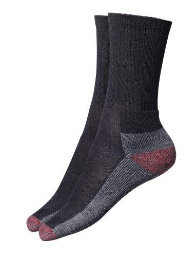 Dickies Cushion-Crew Socken (5pk) Arbeits Herren