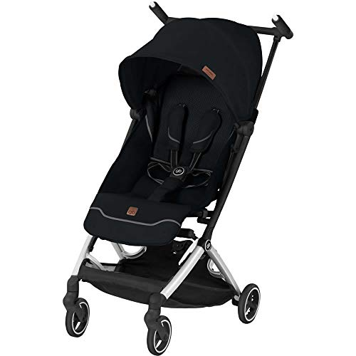 Cybex Gb Pockit+ All City Compact Stroller, Velvet Black, One Size