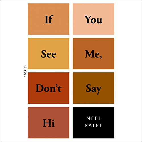 If You See Me, Don't Say Hi audiobook cover art