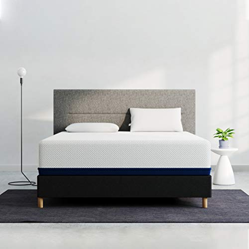 AMERISLEEP AS5 Hybrid Memory Foam w/Springs Mattress King | Plant Based Material | Made in USA | 20-Year Satisfaction