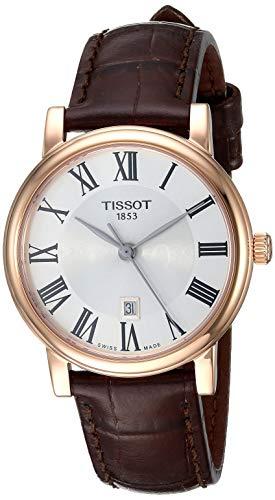 Tissot T-Classic T1222103603300 Carson Premium Lady