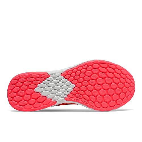 New Balance Fresh Foam Tempo, Zapatillas para Correr Mujer, Vivid Coral, 39 EU