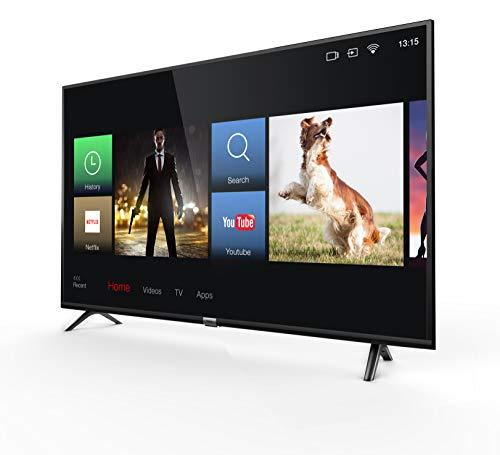 TCL 55DP602 Fernseher 139 cm (55 Zoll) Smart TV (4K, HDR, Triple Tuner, Alexa kompatibel, Micro Dimming, T-Cast) - 6