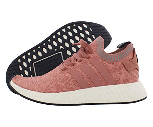 adidas Originals Damen NMD_R2 PK W, Raw Pink/Raw Pink/Grey Three, 40 M EU