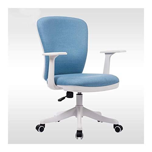 ZLSP Jefe de Personal y Silla de Oficina, Conferencia ergonómico cómodo Sentado Durante Mucho Tiempo Puede Levantar E-Sports Ordenador Silla giratoria