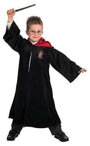 Harry Potter - Disfraz Deluxe infantil Unisex, Talla S 3-4 años (Rubies 883574-S)