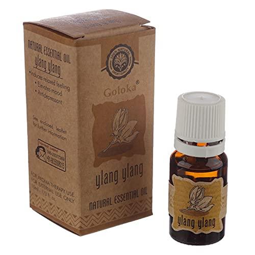 LAMARE Aceite Esencial Natural Goloka 10ml (Ylang Ylang)