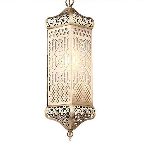 Marroquí de cobre pendiente de la...