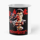 OriginalFavorites Claude Bloodsport Van JCVD Cult Films Cannon Tournament Jean Movie Damme Migliore Tazza da caffè Regalo 11 oz