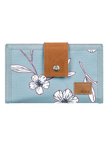Roxy Work For Us - Bi-Fold Leather Wallet for Women - Frauen