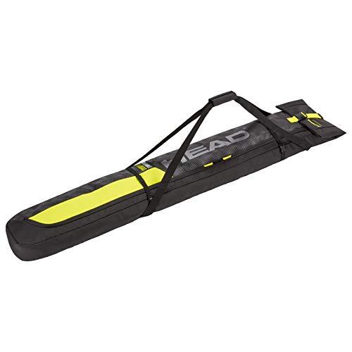 Head Allride Single Ski Bag, Borsa da Sci Singola Unisex-Adulto, Nero, 57 LTR