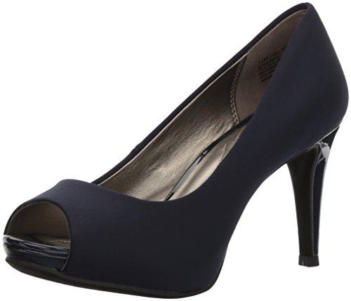 Bandolino Footwear Women's Rainaa Pump, Navy, 8