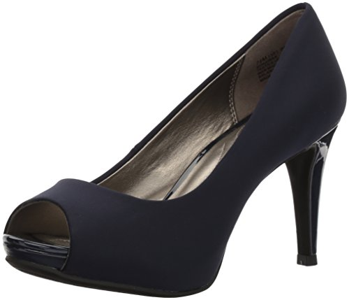Bandolino womens Rainaa Pump, Navy, 8.5 US
