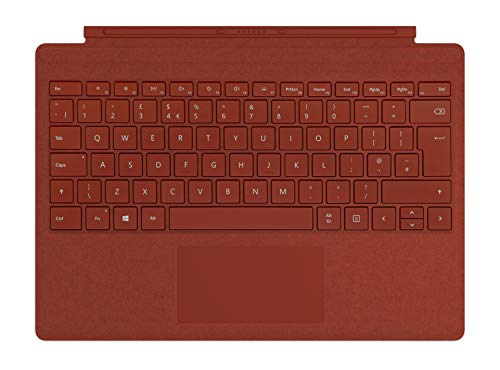 Microsoft Surface Pro Signature Type Cover - Red