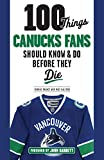 100 Things Canucks Fans Should Know & Do Before They Die (100 Things...fans Should Know) - Thomas Drance