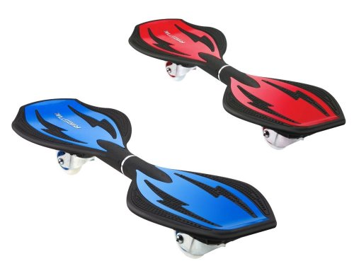 Razor RipStik Ripster Casterboard in Blue and Red 2 Pack by Razor
