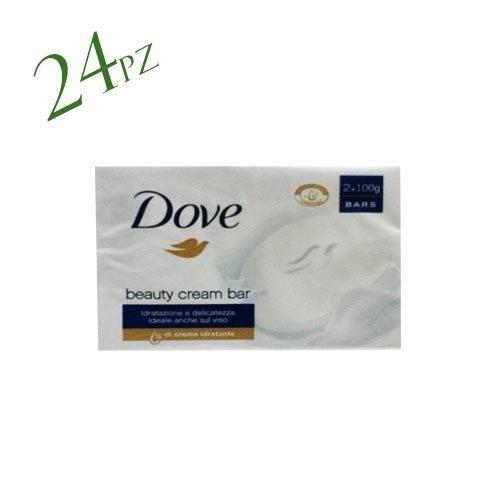 24 x jabón regular Dove 2 unidades 200 g