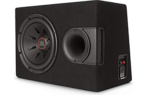 """JBL S2-1024SS SERIES II 1000 WATTS 10"""" SELECTABLE 2 OR 4 OHM SUBWOOFER ENCLOSURE"""
