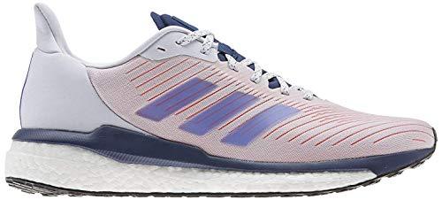 adidas Herren Solar Drive 19 M Laufschuhe, Pink (Dash Grey/Boost Blue Violet MET./TECH Indigo), 44 EU