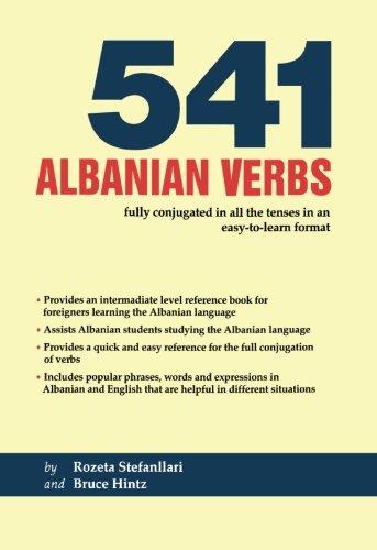 541 Albanian Verbs